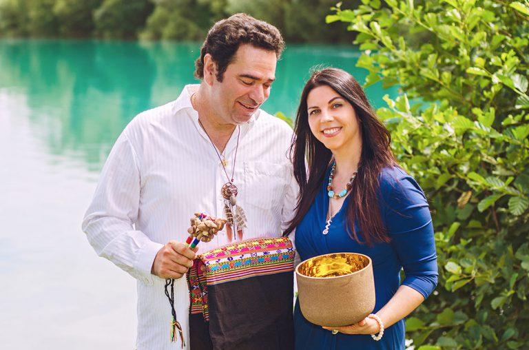 Gerardo und Carmen Laempe