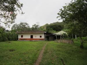 Geboren in Acevedo, Kolumbien (Huila)