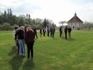Heilertreffen im Kloster Holzen