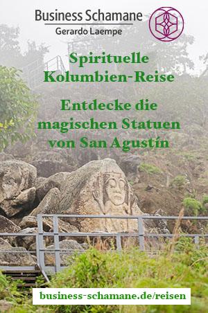Mehr Infos zu San Agustín hier.