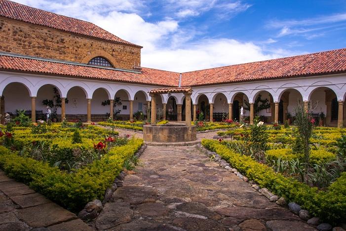 Kloster Santo Ecce Homo in Villa de Leyva