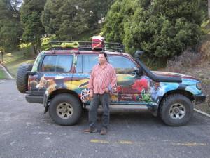 Auf Entdeckungstour mit Gerardo Laempe durch Kolumbien
