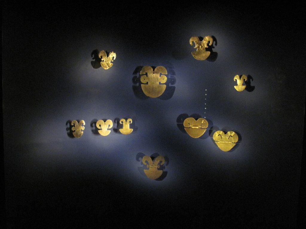 Ein besuch im Museo de Oro lohnt sich!