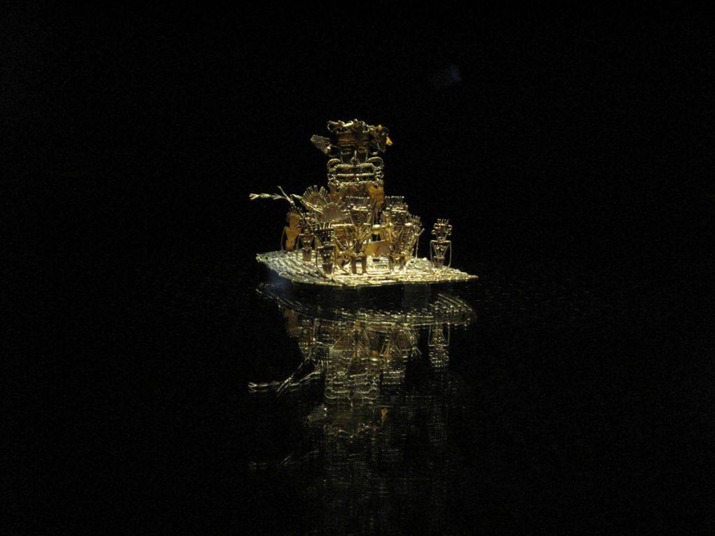 Lancha El Dorado