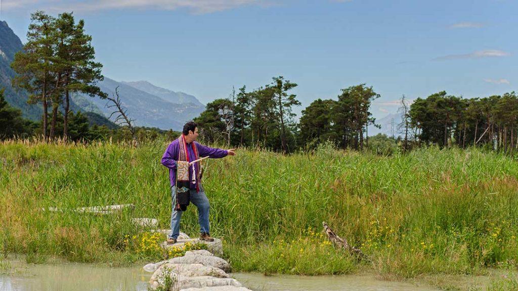 Lernen von der Natur. Coaching in der Natur mit Gerardo Laempe