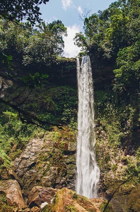 Wasserfall Fin del Mundo mit uns erleben