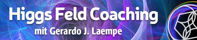Higgs Feld Online-Coaching mit Gerardo J. Laempe