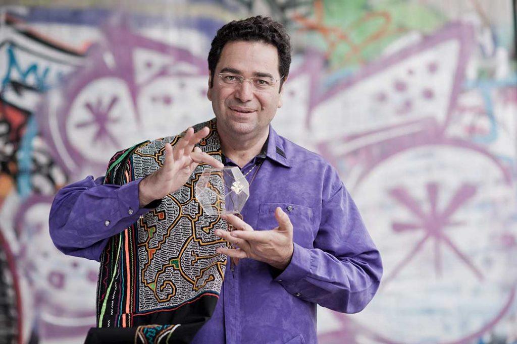 Coaching mit Don Gerardo Joaquin Laempe.