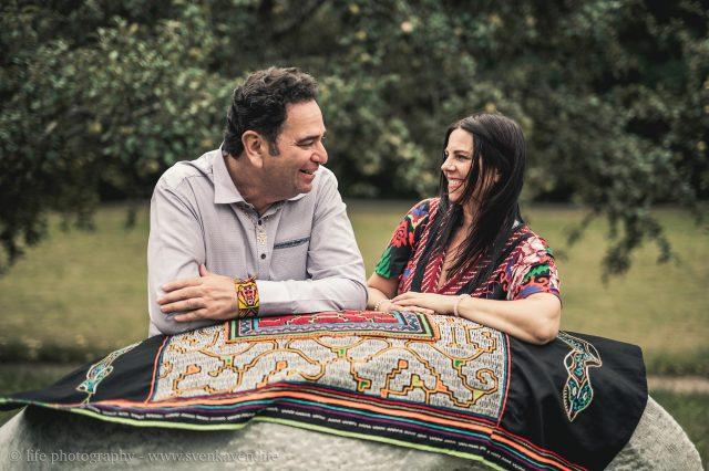 Carmen und Gerardo Laempe Mentoring