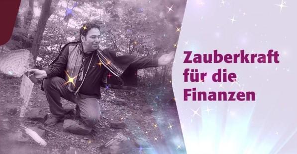 Gerardo J. Laempe Zauberkraft Für Finanzen Moment