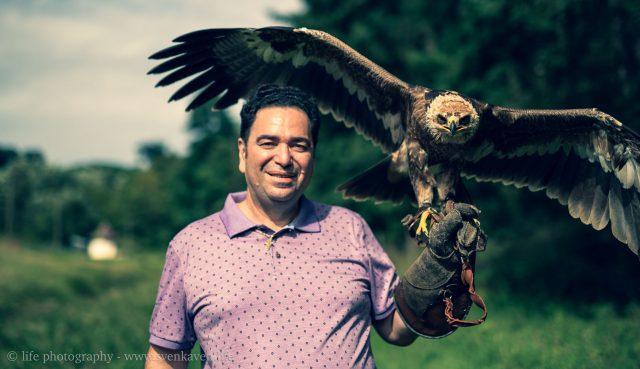 Gerardo Laempe, Krafttier Schamanismus - Coachingreise Kolumbien