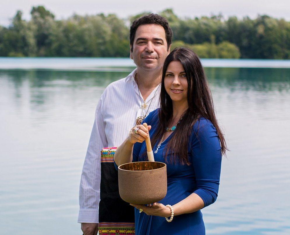 Carmen und Gerardo J. Laempe
